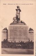 Leuze Monument Aux Héros De La Grande Guerre 1914-18 - Leuze-en-Hainaut