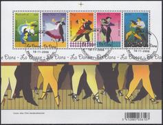 BELGIQUE 2006 Nº 3551/55 USADO 1º DIA - Bélgica