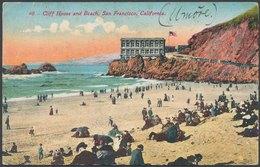 USA - Califronia, Cliff House And Beach, San Francisco - San Francisco