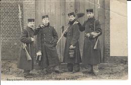 Bourg Leopold Camp De Beverloo - Les Bons Serviteurs (voyagé) - Leopoldsburg (Camp De Beverloo)