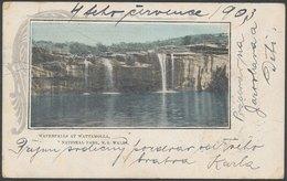 AUSTRALIA - Waterfalls At Wattamolla, National Park, N.S.Wales - Australie