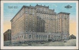 USA - Washington, Olympic Hotel Seattle - Seattle