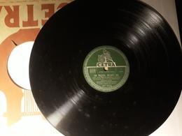 Cetra   -   1953.   Serie DC  6332. Tullio Pane - 78 G - Dischi Per Fonografi