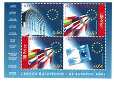2004  De Europese Unie.  L'Union Européenne. - Ongebruikt