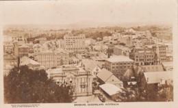 Brisbane Australia, Panoramic View Of City Rose Stereograph Co Image, C1910s Vintage Real Photo Postcard - Brisbane