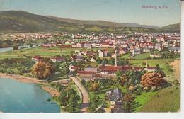 SLOVENIE - Marburg Am Drau -  Maribor  ( Cachet Censure Militaire ) - Slovénie