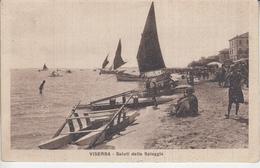 VISERBA - Saluti Della Spiaggia - Rimini