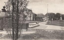 93 - Seine-St-Denis - Stains - La Mairie - Le Parc - Stains