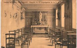 (101) Geraardsbergen  Grammont  Institut St-Joseph Chapelle - Geraardsbergen