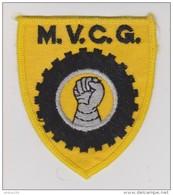 ÉCUSSON TISSU - M.V.C.G. - MVCG - - Patches