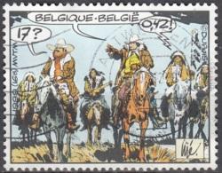 Belgique 1999 COB 2842 O Cote (2016) 1.00 Euro Bande Dessinée Jerry Spring Cachet Rond - Oblitérés