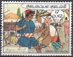 Belgique 1999 COB 2846 O Cote (2016) 1.00 Euro Bande Dessinée Hassan Et Kaddour Cachet Rond - Oblitérés