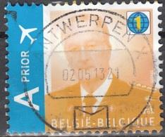 Belgique 2009 COB 3868 O Cote (2016) 2.60 Euro Roi Albert II Cachet Rond - Gebraucht