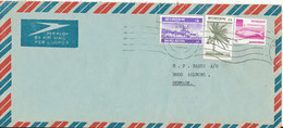 Bangladesh Air Mail Cover Sent To Denmark 6-8-1977 - Bangladesch