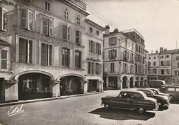 CPSM 88 (Vosges) EPINAL / LES ARCADES DE LA PLACE DES VOSGES - Epinal