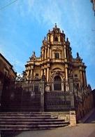 Ragusa - Duomo Di S.giorgio - 119 - Formato Grande Non Viaggiata - E 10 - Ragusa