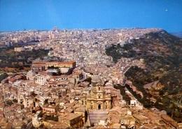 Ragusa - Panorama Aereo E Chiesa S.giorgio - Formato Grande Non Viaggiata - E 10 - Ragusa