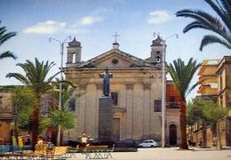 Ragusa - Piazza Cappuccini - Formato Grande Non Viaggiata - E 10 - Ragusa