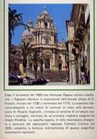 Ragusa - Piazza S.giorgio - Chiesa S.giorgio - Formato Grande Non Viaggiata - E 10 - Ragusa