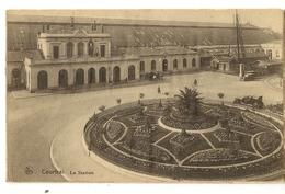 2 -Courtrai  - La Station - Kortrijk