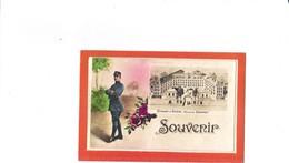 Chalon Sur Saône.Caserne Carnot.Souvenir - Chalon Sur Saone