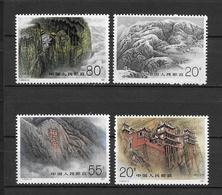 LOTE 1808  ///  (C105) CHINA  1990 **MNH - Neufs