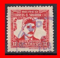 EL SALVADOR AÑO 1946 – 12 CENTAVOS   ALBERTO MASFERREZ - El Salvador