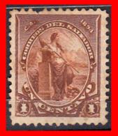 EL SALVADOR AÑO 1894 – UN CENTAVO LIBERTY - El Salvador