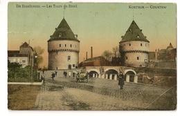6 - Courtrai - Les Tours Du Broel - Kortrijk