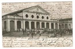 Brésil - Brazil - MONTES CLAROS - Mercado -1909 - Edit. Ernult, Bruxelles - 2 Scans - Brésil