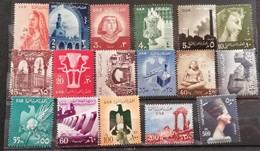 Egypt 1959-60  Mint N.H. - Egypt