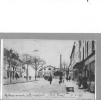 Chalon Sur Saône.Rue Du Faubourg St Jean Des Vignes - Chalon Sur Saone