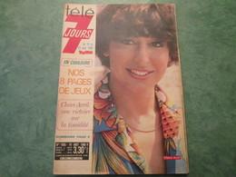 TELE 7 JOURS - N° 1055 - 16 Août 1980 (112 Pages) - Fernsehen