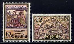 ESPAGNE - 2227/2228** - NOËL - 1931-Aujourd'hui: II. République - ....Juan Carlos I
