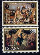 ESPAGNE - 2303/2304** - NOËL - 1931-Aujourd'hui: II. République - ....Juan Carlos I