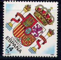 ESPAGNE - 2307** - ARMOIRIES - 1931-Aujourd'hui: II. République - ....Juan Carlos I