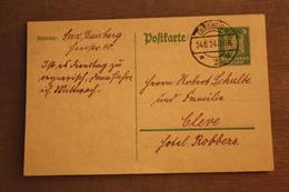 ( 1487 ) GS DR  P 156 I  Gelaufen   -   Erhaltung Siehe Bild - Stamped Stationery