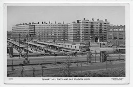Leeds - Quarry Hill Flats And Bus Station - Leeds
