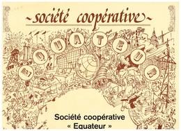 Action Ancienne - Société Coopérative Equateur - Titre De 1982 - Actions & Titres