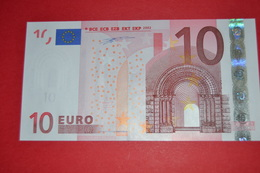 SPAIN 10 EURO M003 A1 - M003A1 DUISENBERG - V06431836585 UNC FDS NEUF - 10 Euro