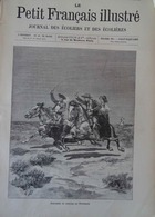 FERRADES ET COURSES EN PROVENCE- Texte De 6 Pages Extrait PETIT FRANÇAIS ILLUSTRÉ 1895- CAMARGUE - Provence - Alpes-du-Sud