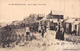 80-FORT MAHON PLAGE-N°1044-G/0185 - Fort Mahon