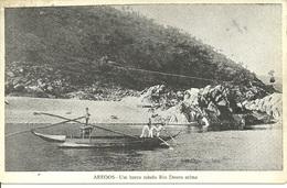 AREGOS - Um Barco Rabelo Rio Douro Acima - Viseu