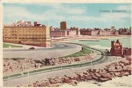 CAMINOS COSTEROS. MULTI VISTA. COSTA ATLANTICA ARGENTINA. FIDEL RIPOLI E HIJOS SRL. CASA MORONI. CIRCA 1950s- BLEUP - Argentinië