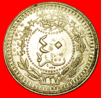 # MOTTO OF FRANCE (1910-1915): TURKEY ★ 40 PARA 1327/5 (1913)! LOW START ★ NO RESERVE! Mehmed V (1909-1918) - Turquie