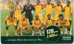 BENIN RECHARGE TELEPLUS FOOT - Benin