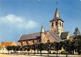 CPM - SINT-MARTENS-LATEM - Sint Martinuskerk En Gemeentehuis - Sint-Martens-Latem