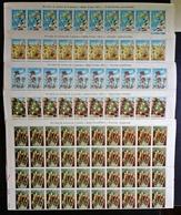 ESPAÑA.AÑO 1974 Flora . - Full Sheets