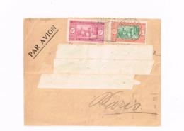Devant De Lettre De Dakar à Paris. - Sénégal (1887-1944)