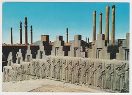 1152/ PERSEPOLIS, Shiraz. Takht-e-Jamshid - Non écrite. Unused. No Escrita. Non Scritta. Ungelaufen. - Irán